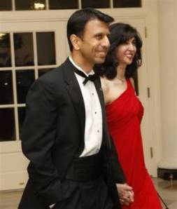 Bobby Jindal at the White House