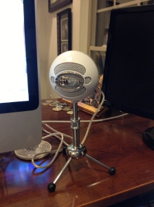 The Snowball from Blue Microphones