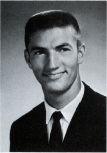 n in his sophomore year (1966-1967) as quarterback