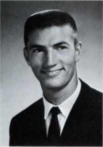 n in his sophomore year (1966-1967) as quarterback