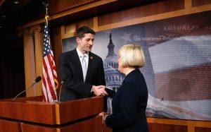 This handshake deemed Ryan unclean.