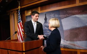 This handshake deemed Ryan unclean.