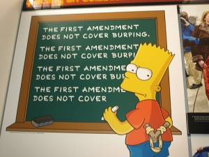 The_First_Amendment_does_not_cover_burping.