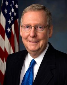 KY Senator Mitch McConnell