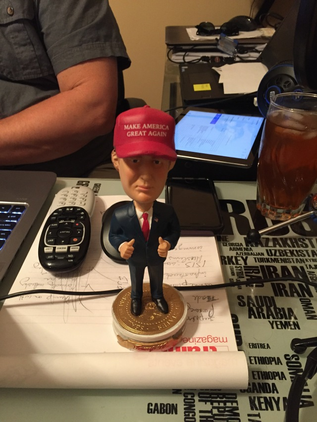 Make Bobble Heads Great Again!